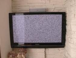 Telewizor, brak sygnału